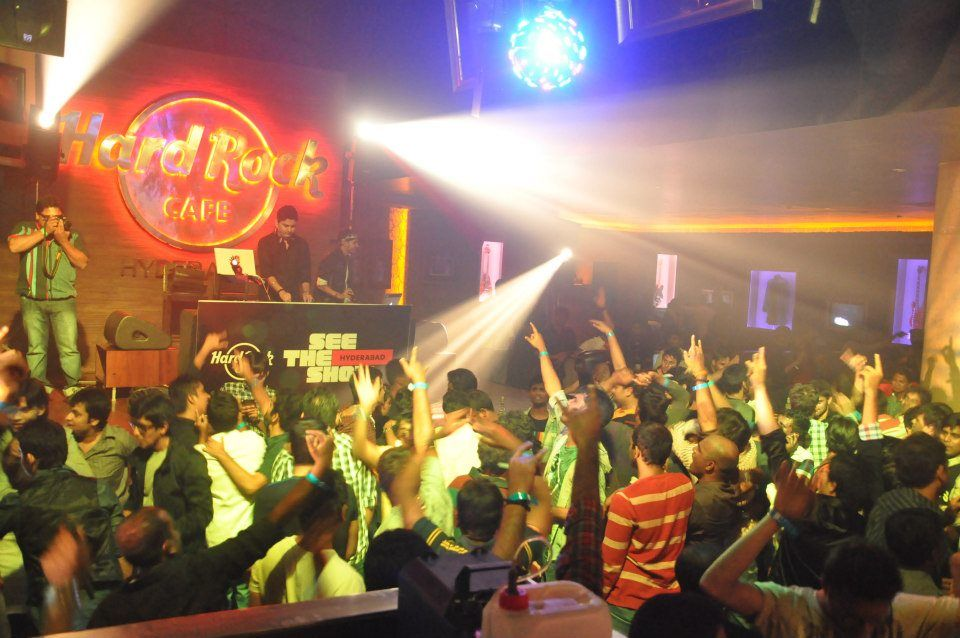 Top 10 Nightclubs In Hyderabad
