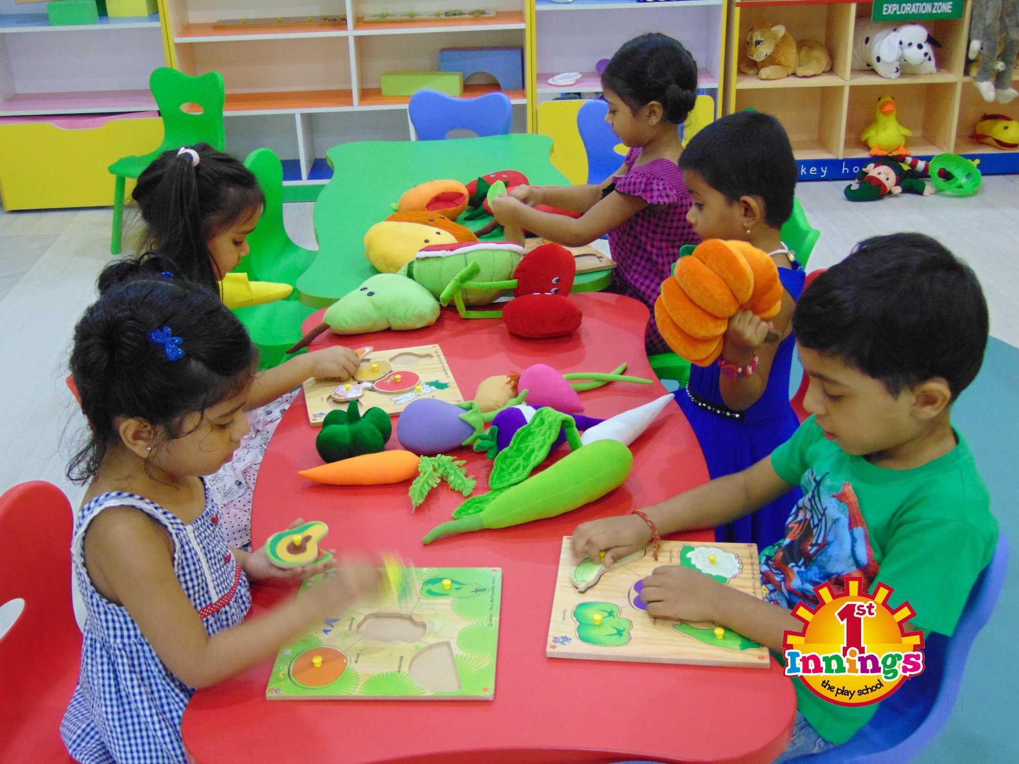 Top Play Schools In Hyderabad